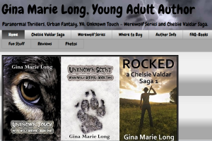 Author Site: GinaMarieLong.com